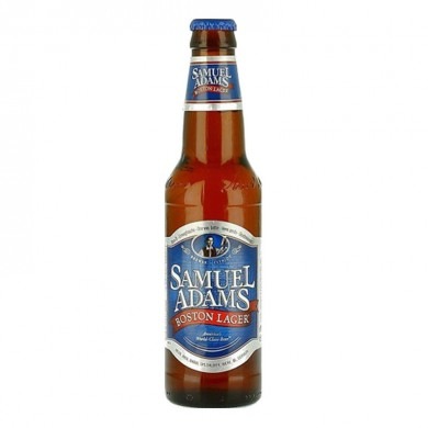 Samuel Adams Boston Lager 33cl